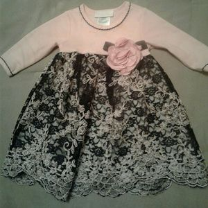 Bonnie Baby brand dress